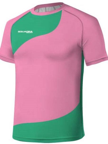 Pink / Mint Jersey