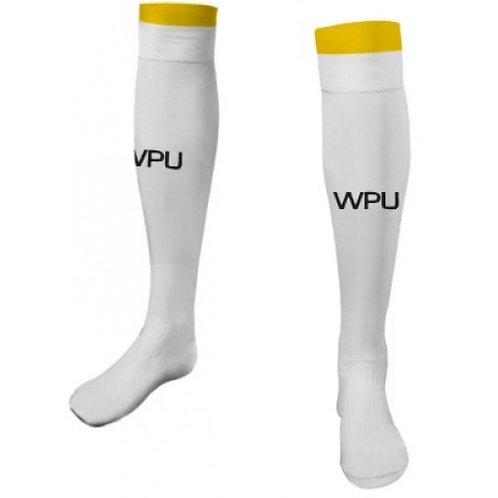 WPU Game Socks White (Home)