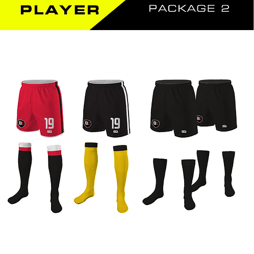 B1USA Player Package 2 (Bottoms)