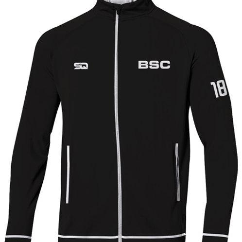 BSC Track Jacket Black