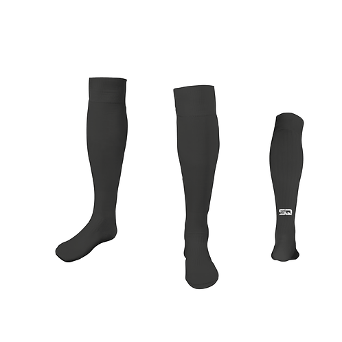 SQ Athletic Socks - PC Dark Gray (Pack of 6)