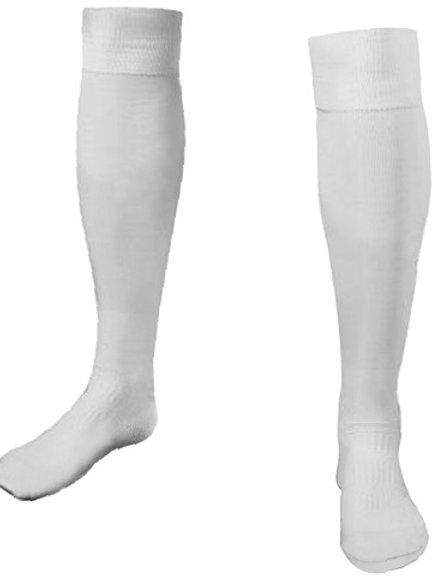 SMUFC SQ 2018 Game Socks White