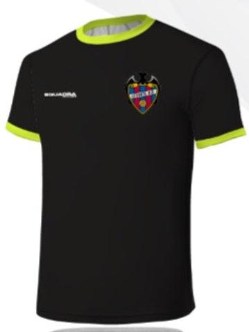 LEVANTE-UD Training Jersey Black (3 Jerseys)