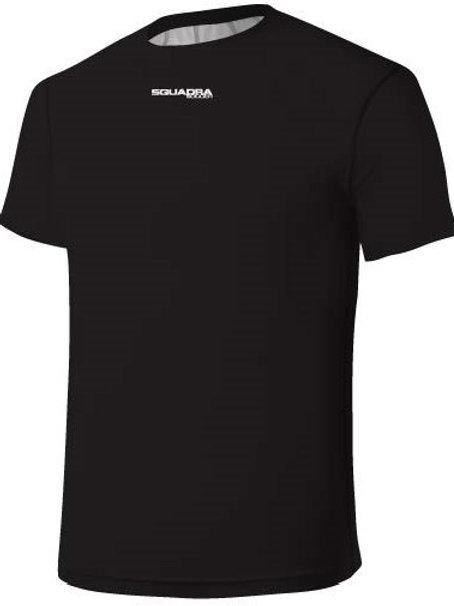 Black Squadra Training Jersey