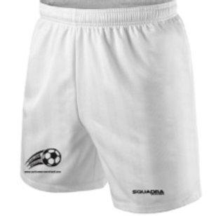 ST Patrick Game Shorts White