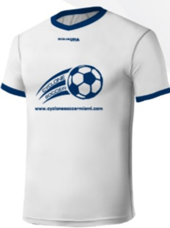 ALL-STAR Training Jersey White