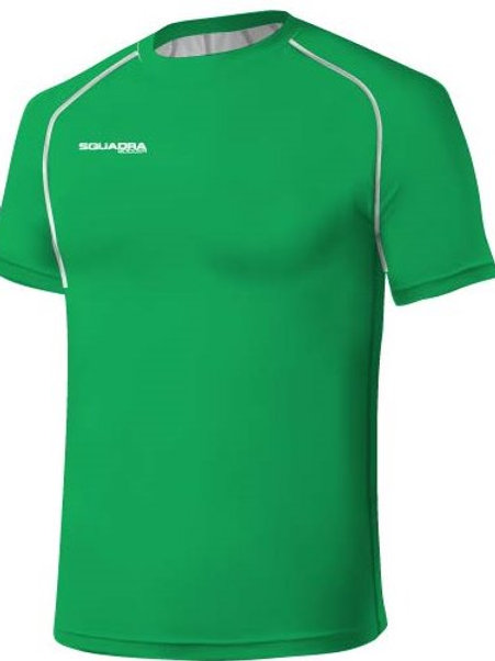 Green Piping Jersey