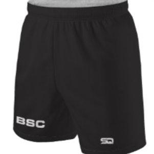 BSC Goal Keeper Shorts Black