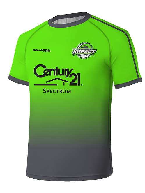 Impact Game Jersey Green (Away)