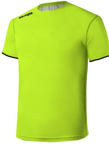 Neon Yellow Game Jersey
