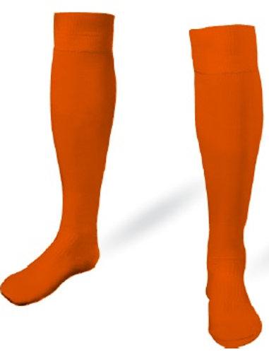 SPSA Goal Keeper Game Socks Orange