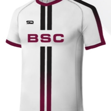 BSC Player Game Jersey White