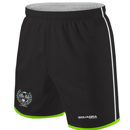 KSC GK Game Shorts Black (Away)