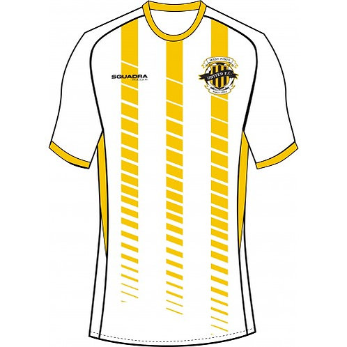 YOUR CLUB Game Jersey White
