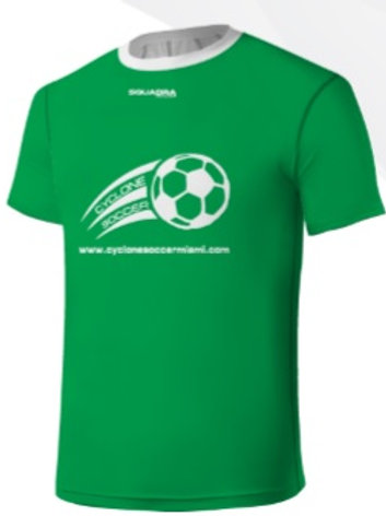 ST PATRICK Training Jersey Green