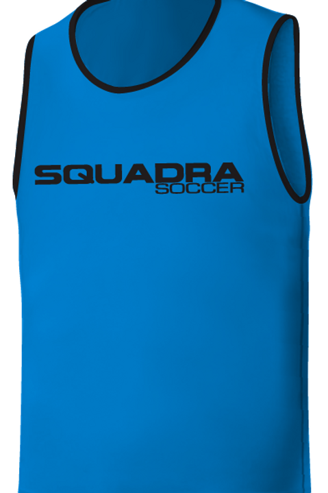 SQ Training Bib - Blue Teal