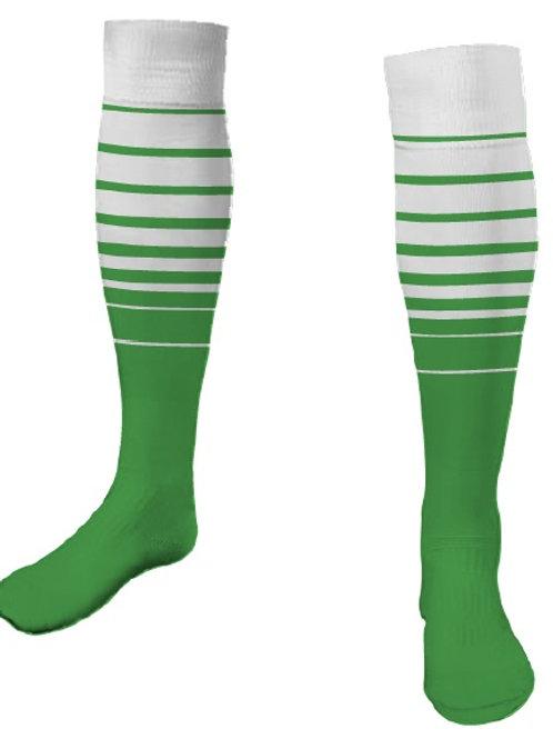 INTER FL Player Game Socks White-Green