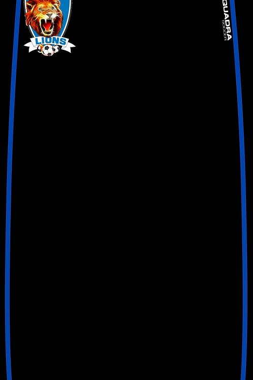 (Pre-order) Naples Lions Warmup Pants Black