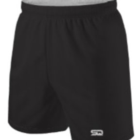 YOUR STORE Game Shorts Black-Maroon