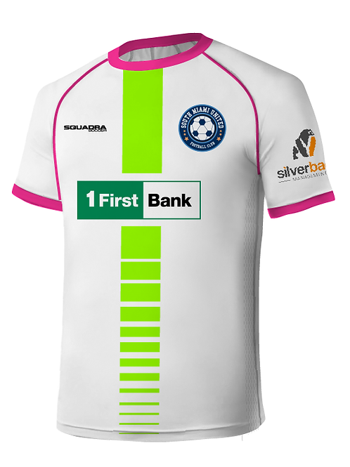 SMUFC 2016 Game Jersey White