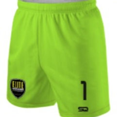 JRS-ESA Game Shorts Lime