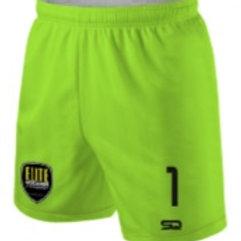 JRS-ESA Game Shorts Lime