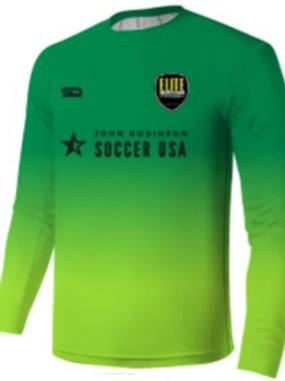 JRS-ESA Goal Keeper LS Jersey Green-Lime