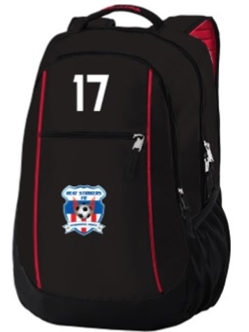 HEAT STRIKERS Backpack
