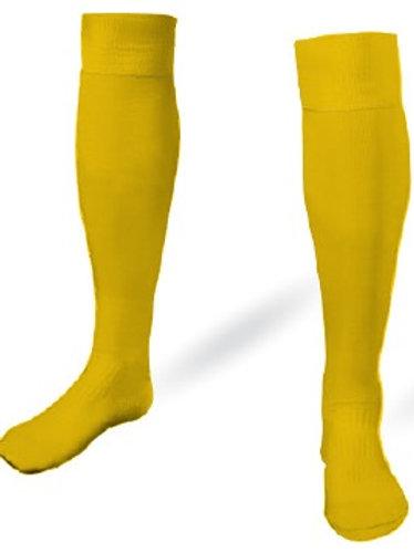 B1USA Goal Keeper Game Socks Gold