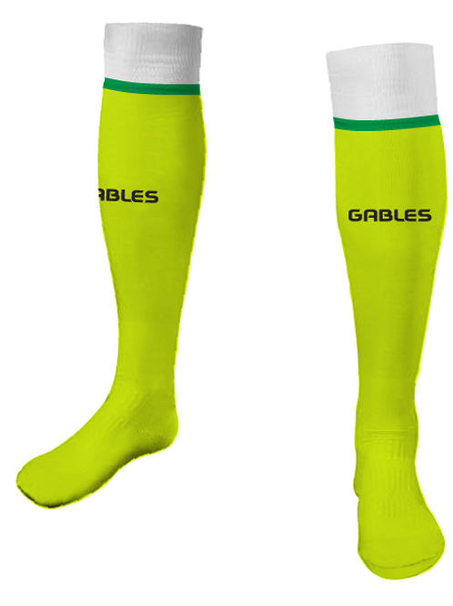 CG TOROS/STORM PLAYER Game Socks (Away)