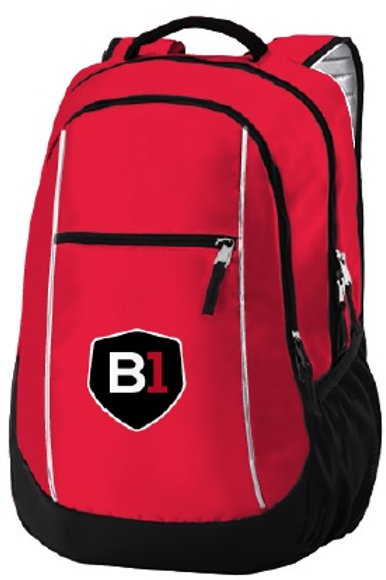 B1USA Backpack Red