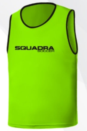 ASC Training Bib Neon-Green