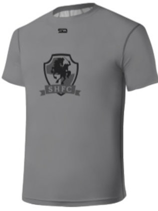 SHFC Training Jersey Grey