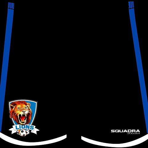 Naples Lions GK Game Shorts Black