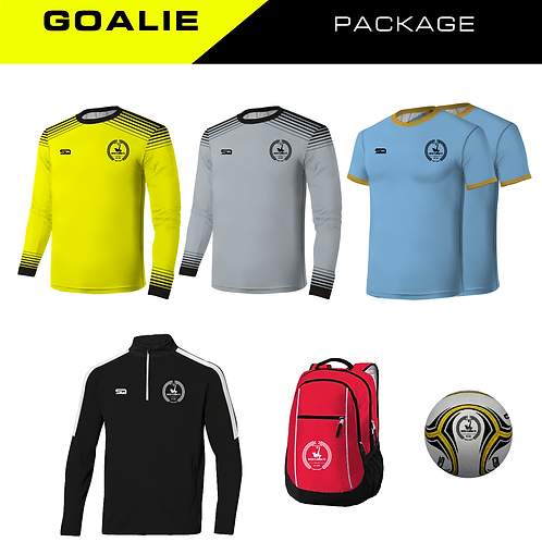 Inter FL Goalkeeper Package (Tops)