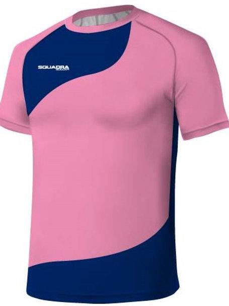 Pink / Navy Jersey