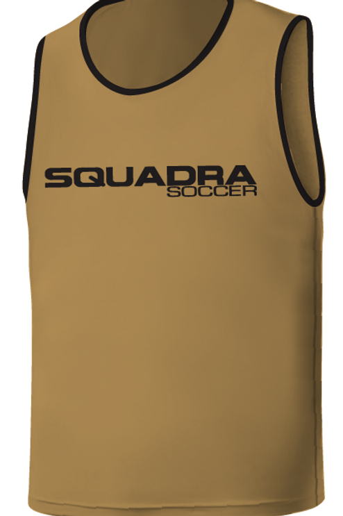 SQ Training Bib - Vegas Gold