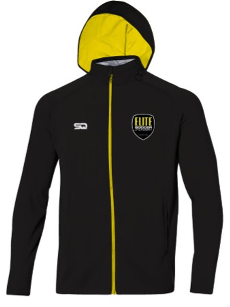 JRS-ESA Rain Jacket Black