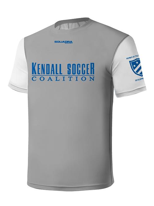KSC Training Jersey Grey