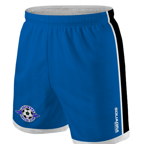 Lakewood FC Game Shorts Blue