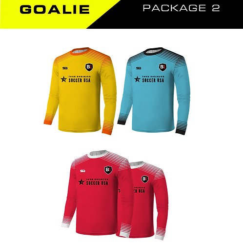 B1USA Goal Keeper Package 2 (Tops)