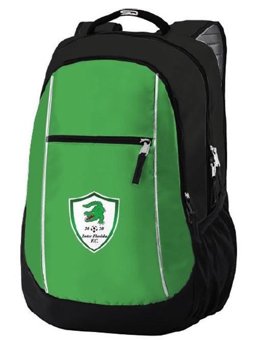 INTER FL Backpack Green-Black