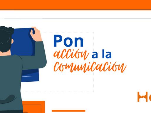 TOP 5: ¡Pon ACCIÓN a la COMUNICACIÓN!
