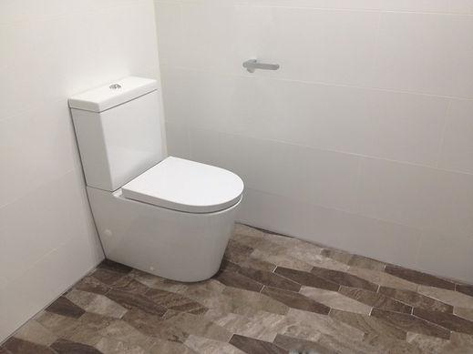Bathroom toilet and toilets Brisbane Northside