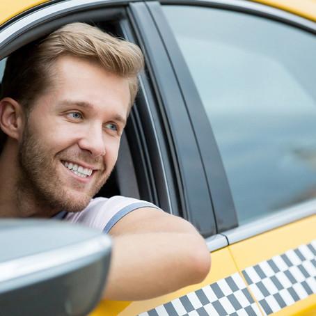 Дептранс Москвы соберет персональные данные водителей такси