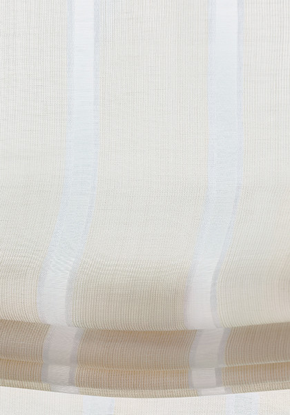 Soft sheer with relaxed bottom