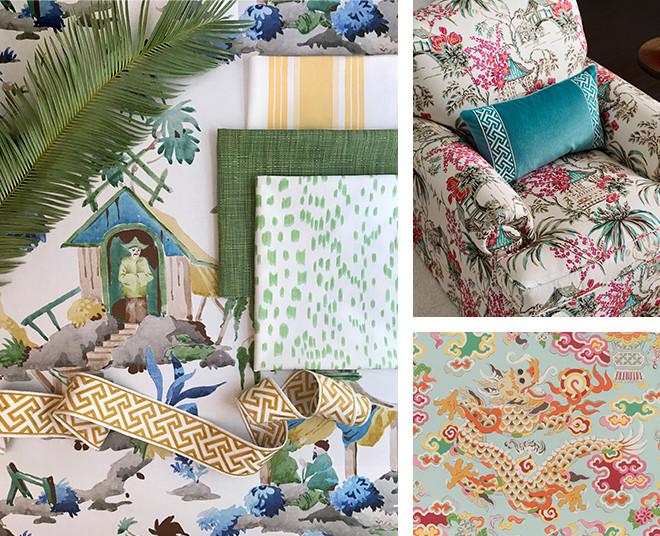 Kravet fabrics and trims