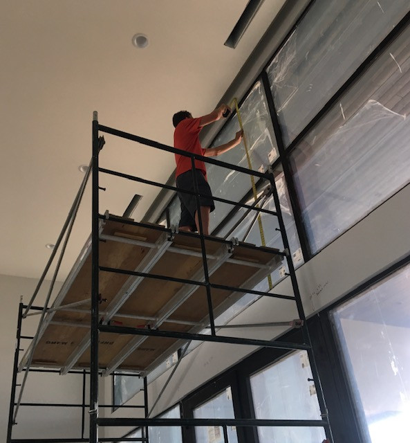 Our expert installation team will tackle any challenge!