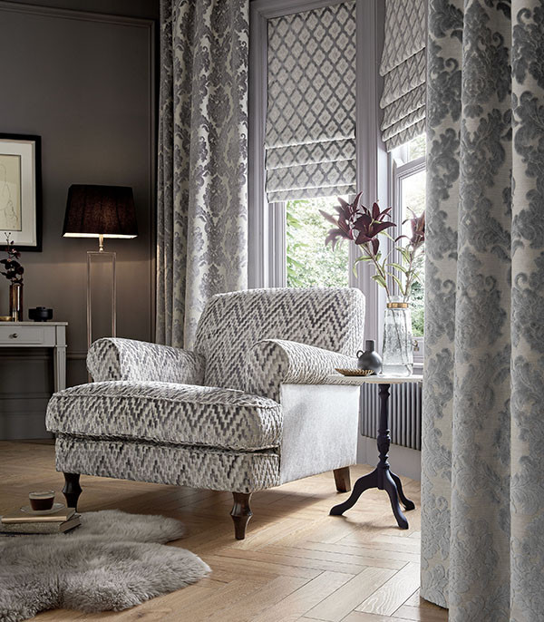 Even sumptuous velvets will benefit from Interlining.