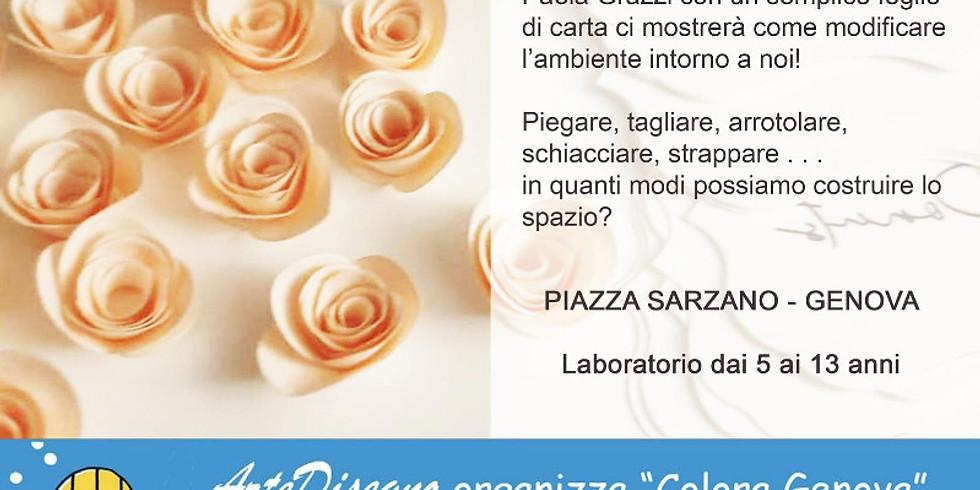 """Festival del disegno Fabriano """"Decorazioni floreali"""""""